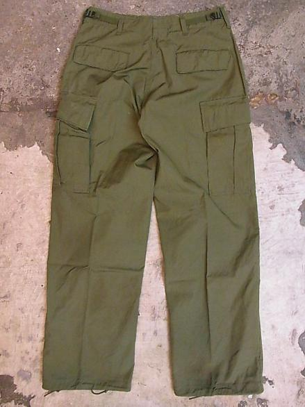 JUNGLE FATIGUE PANTS RIP-STOP/R-S