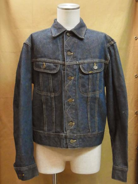 70s Lee 101-J DENIM JACKET