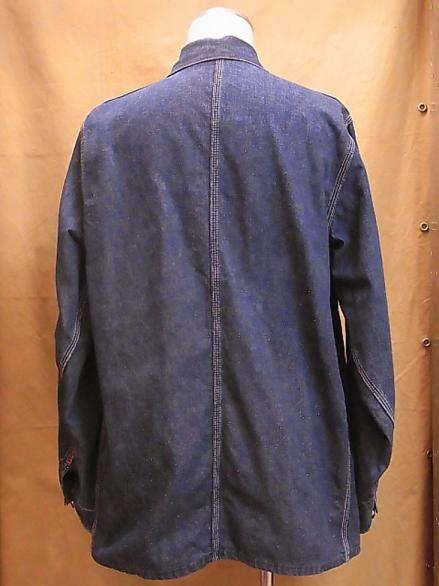 60s BIGMAC DENIM COVERALL
